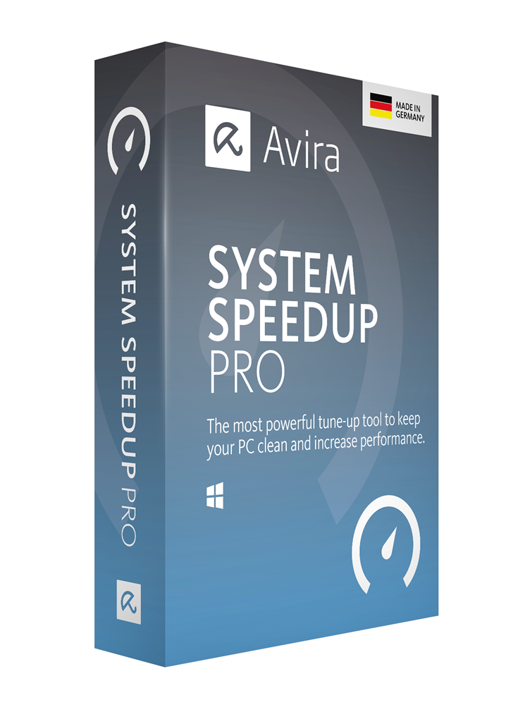 Avira System Speed Up