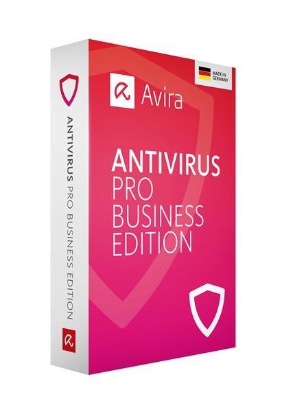 Immagine di Avira Antivirus Pro - Business Edition