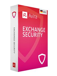 Immagine di Avira Exchange Security da 3 a 24 Dispositivi