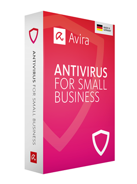 Immagine di Avira Antivirus for Small Business