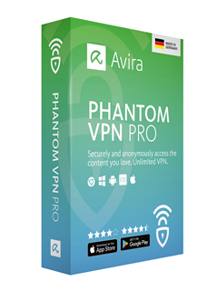 Immagine di Avira Phantom VPN Pro - 1 anno
