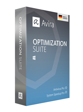 Immagine di Avira Optimization Suite
