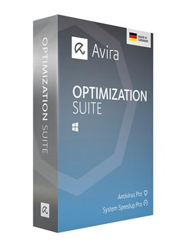 Immagine di Avira Optimization Suite