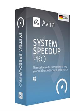 Immagine di Avira System Speedup