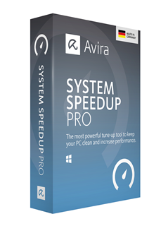 Immagine di Avira System Speedup - Per 1 dispositivo