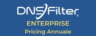 Immagine di DNS Filter Enterprise - Pricing Annuale