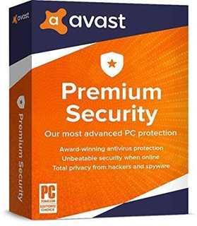 Immagine di Avast Premium Security - 1 Device