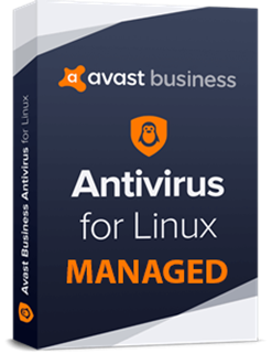 Avast Business Antivirus for Linux MANAGED - Abbonamento 1 anno